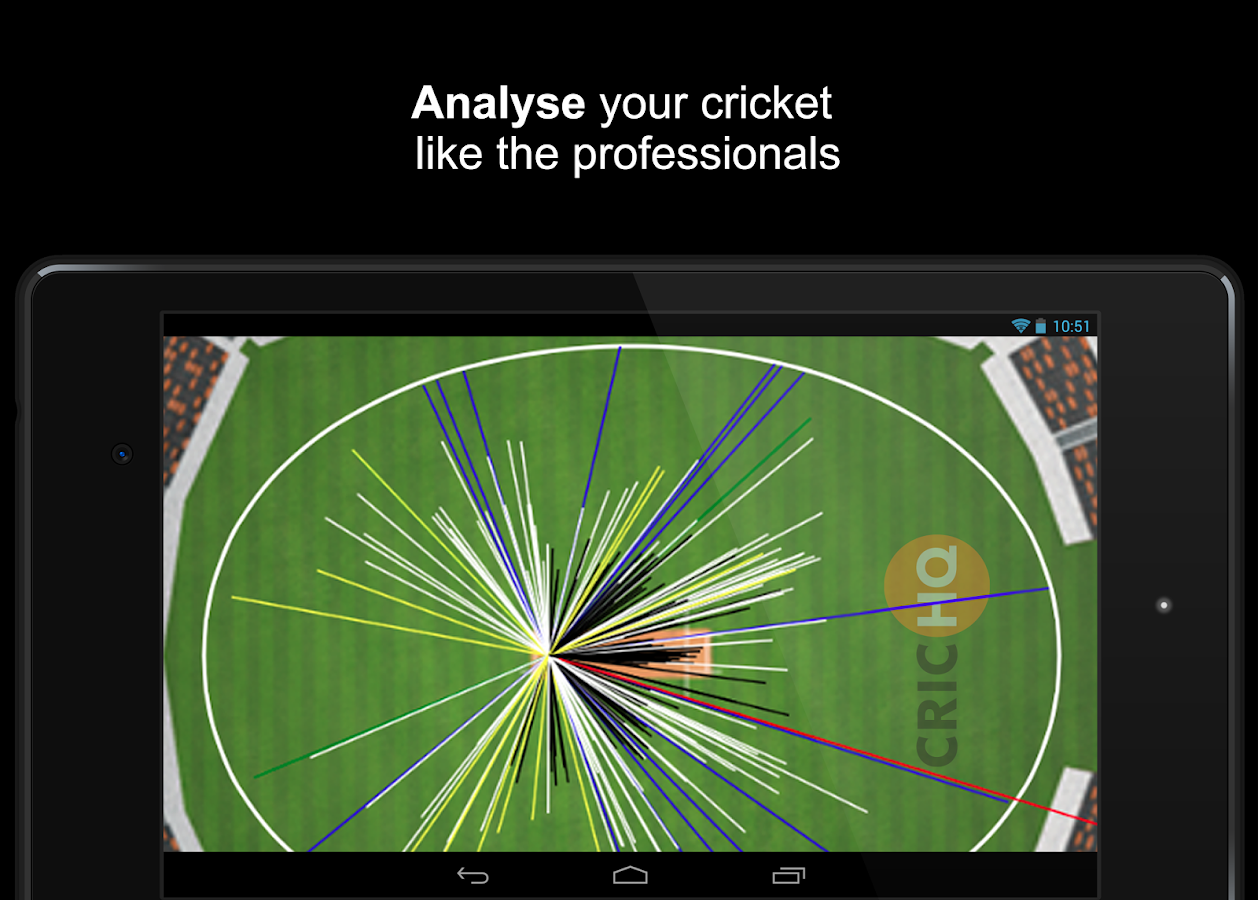 CricHQ- screenshot