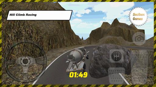 無料赛车游戏Appのセメントトラックヒルクライムレーシング|記事Game