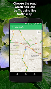 BTP - Bangalore Traffic Info- screenshot thumbnail
