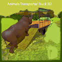 Animal Truck Transport 2017 icon