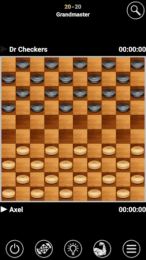 Draughts screenshot 1