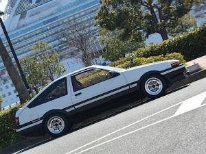 スプリンタートレノ AE86 S59年式 GT-APEXのカスタム事例画像 濱のガオハチさんの2020年05月26日04:23の投稿