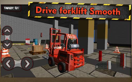無料模拟Appのフォークリフトオペレーターシミュレータ 記事Game