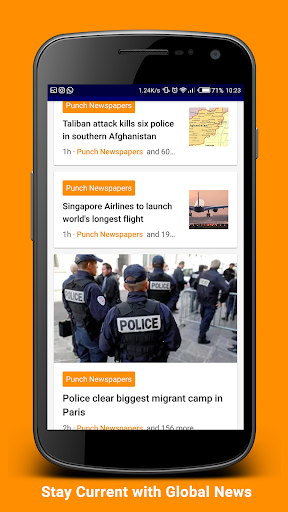 Bounce News: Breaking News, Hot Gist, Low Data App 1.7.0 screenshots 7