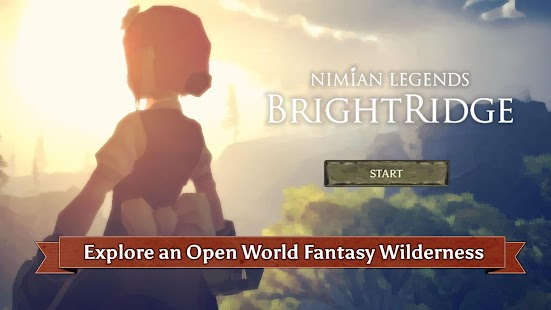 Nimian Legends : BrightRidge (Unreleased)- screenshot thumbnail