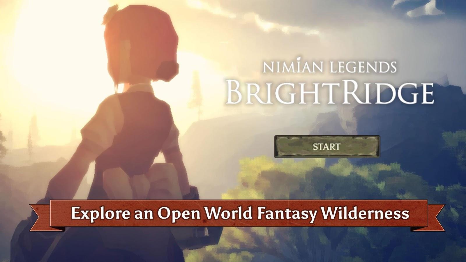 Nimian Legends : BrightRidge (Unreleased)– captură de ecran