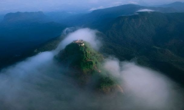 Sri Pada - Adams Peak