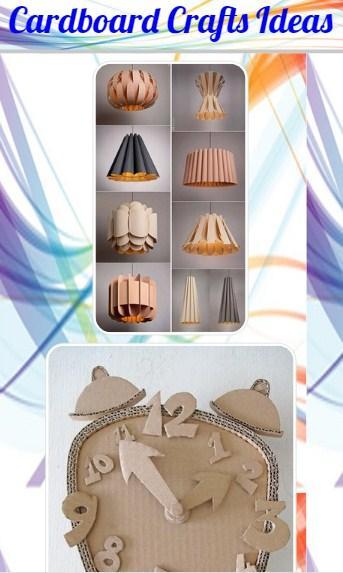 Cardboard Crafts Ideas Apk 1 0 Download Free Art Design Apk Download