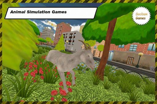 疯狂的山羊伤害3D