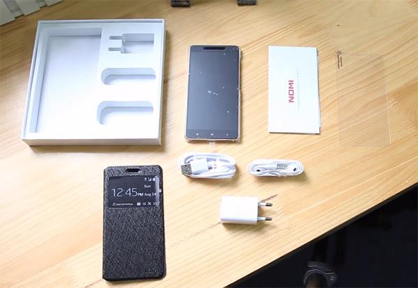 Điện thoại Nomi 3s Chính hãng một sự lựa chon tuyệt vời