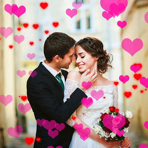 Heart Photo Effect Video Maker - Video Animation Android APK Download Free By Idroid App