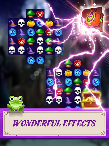 Magic Jewels 2: New Story Match 3 Games  screenshots 7