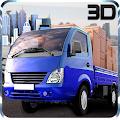 Mini Driver Truck Transport 3D 1.0.1 icon