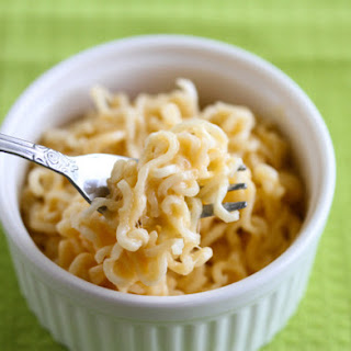 Ramen and Cheese