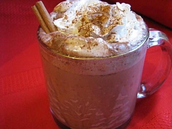Snow-capped Cinnamon Hot Cocoa Recipe