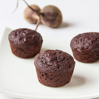 Beet Brownie Bites