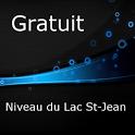 Niveau du Lac St-Jean Gratuit icon