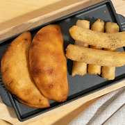 2 Empanadas & Yuca Fries Combo