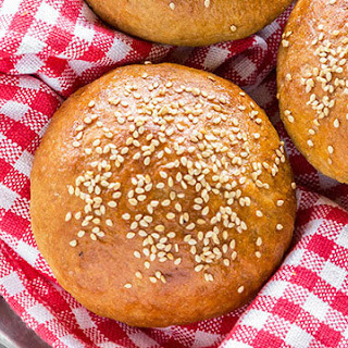 Healthy Homemade Hamburger Bun Recipes
