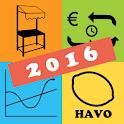 Examentraining Havo Economie icon