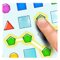 Shape Connect - Puzzle Game icon