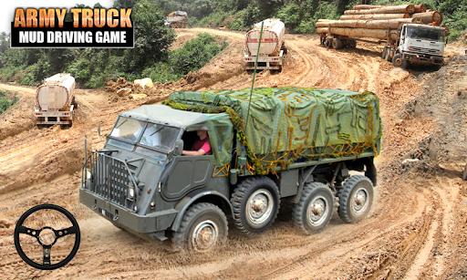 Army Truck Cargo Transport Simulator screenshots 1