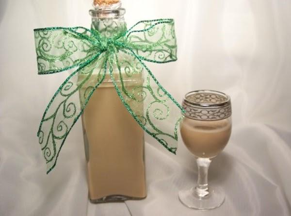 Irish Cream Liquor Recipe