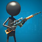 Stickman Gun Shooting 3D