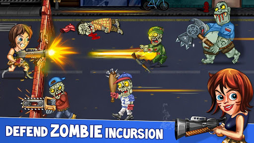 Last Heroes - Zombie Survival Shooter Game - screenshot