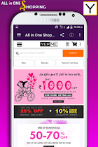All in One Shopping App - screenshot thumbnail 08