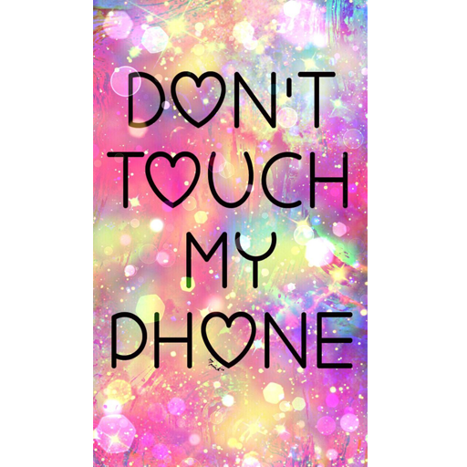 Dont Touch My Phone Wallpapers HD Screenshot 5