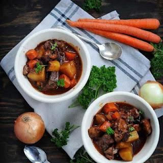 Best Ever Slow Cooker Beef Stew.