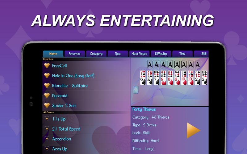 Solitaire MegaPack Screenshot 18