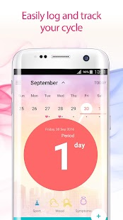 Download Flo Period & Ovulation Tracker For PC Windows and Mac apk screenshot 1
