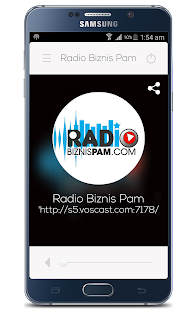 Radio Biznis Pam- screenshot thumbnail