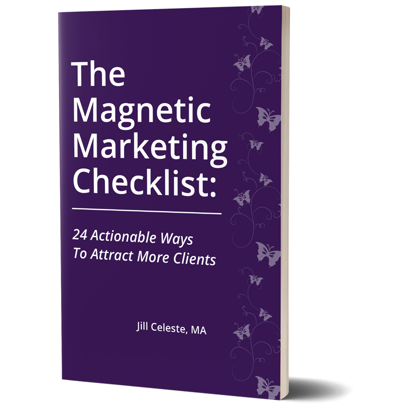 The Magnetic Marketing Checklist by Jill Celeste