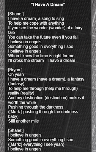 Maybe song download i have a dream romantic instrumentals.
