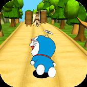 Subway Escape Doraemone Run Mod
