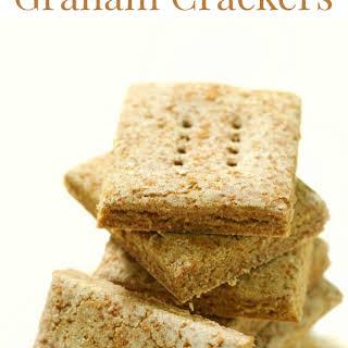 Homemade Gluten-Free Graham Crackers (Allergy-Free, Vegan).