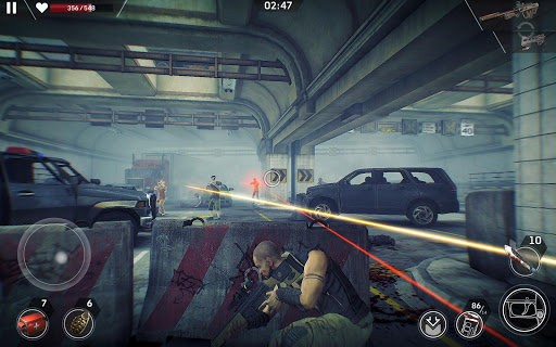 Left to Survive: Zombie Survival PvP Shooting Game 4.1.1 screenshots 11
