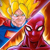 Super Saiyan Legends : Warriors Battle Dragon Z