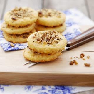 Savoury Nut Cookies.