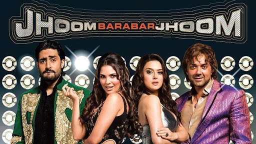 Jhoom Barabar Jhoom tamil full movie 1080p hd