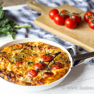 Healthy Low Carb Crustless Quiche