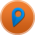 Whereabout: Send Your Location icon