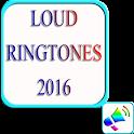 Loud Ringtones 2016 icon