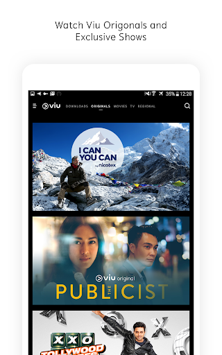 Viu - Korean Dramas, TV Shows, Movies & more for PC
