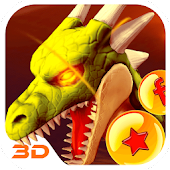 Red Fire Dragon 3D