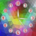Analog Clock 3D Live Wallpaper icon
