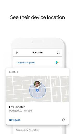 Google Family Link screenshot 6